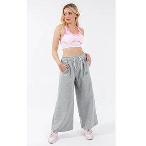 NEW Nike Sportswear Wide Leg Track Sweat Pants M